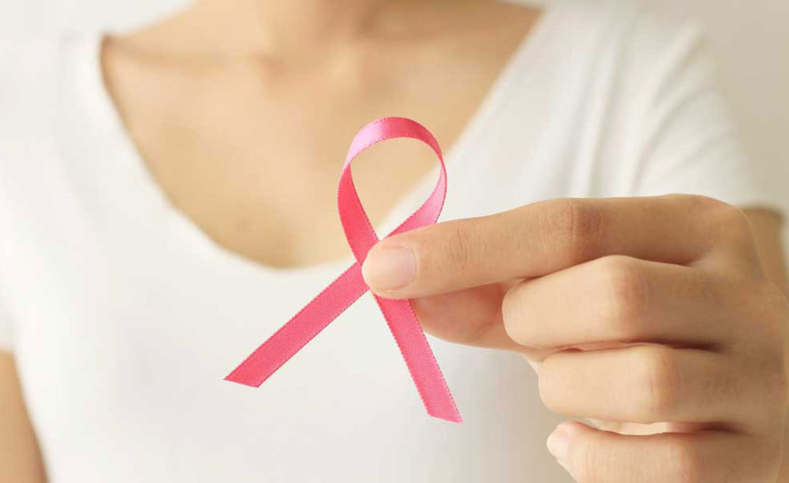 Scientist developing test for breast cancer