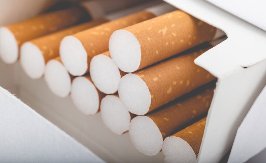 Positive changes in Australians' smoking patterns