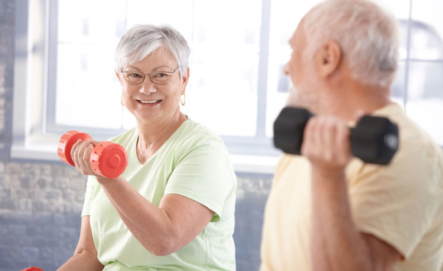 Exercise good for Alzheimer's delay