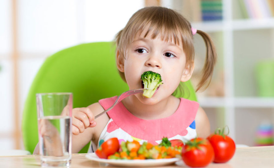 Supersizing vegies could be key to kids' consumption