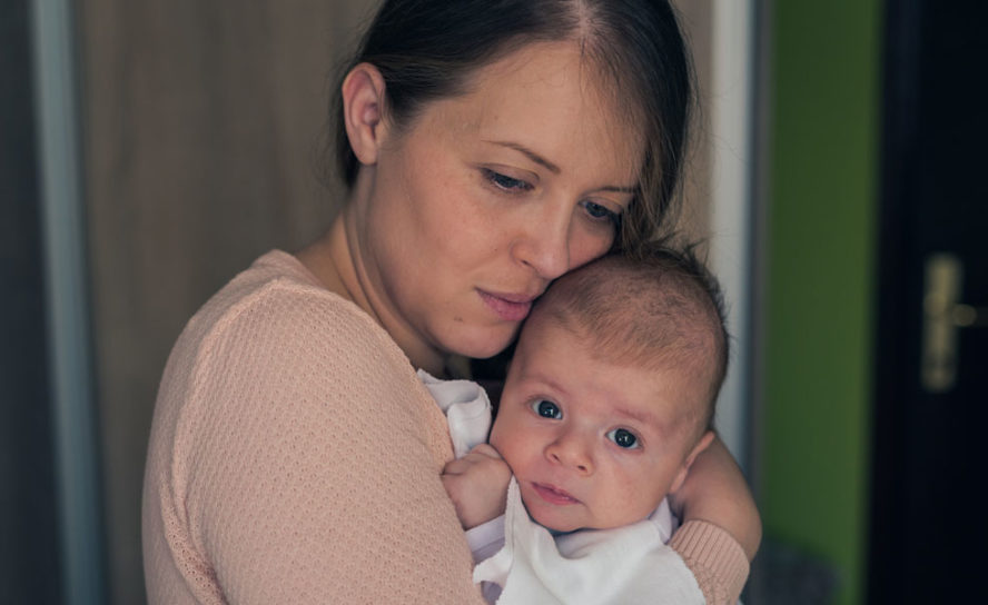 More support needed for mums after perinatal loss