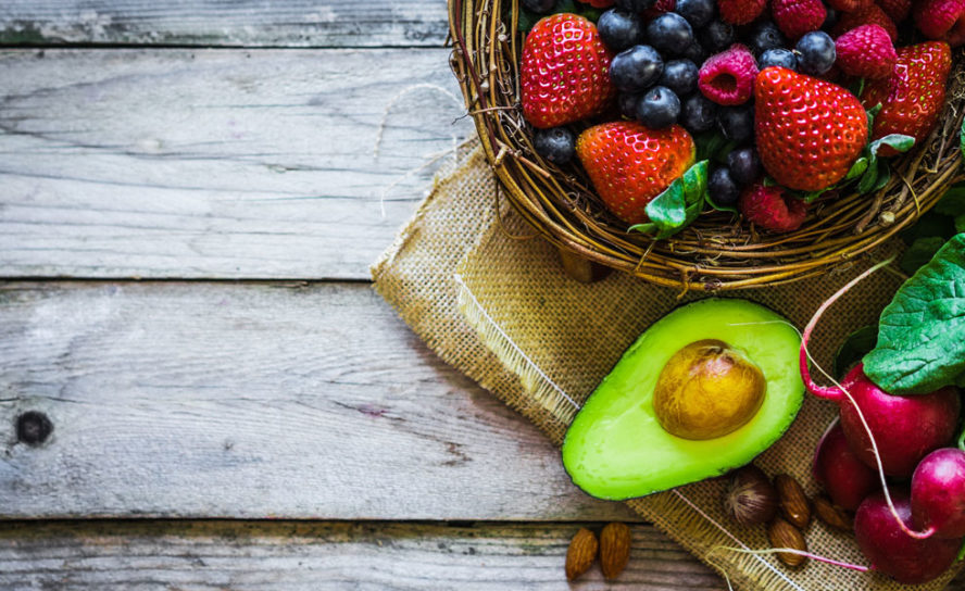Report warns Australian diets lacking in fruit and vegetables