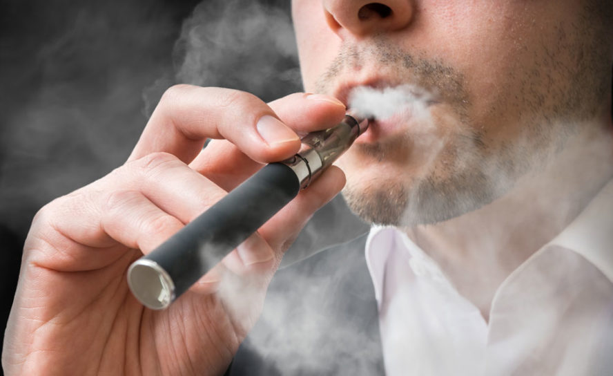 Insufficient evidence for the safety of e-cigarettes
