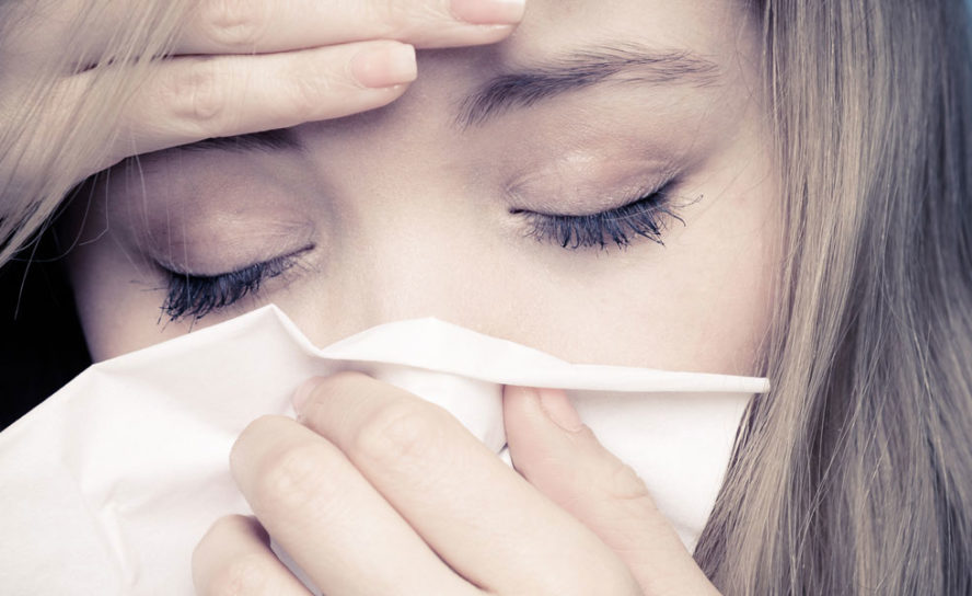 Clinical trial for rapid detection of the flu