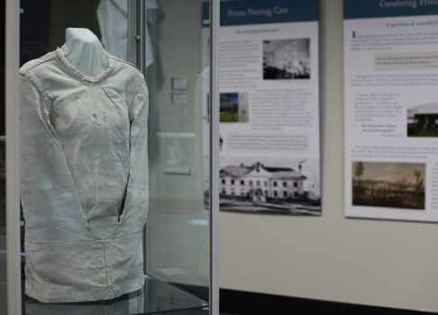 Caring for the Incarcerated: An exhibition