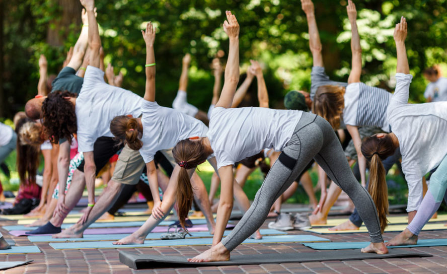 Does yoga promote or prevent injury?