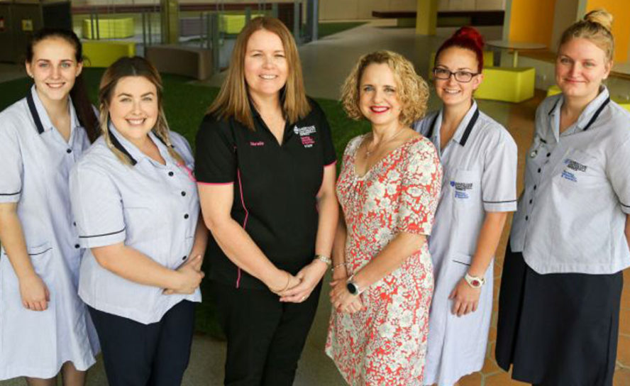 25 years of nurses in the community